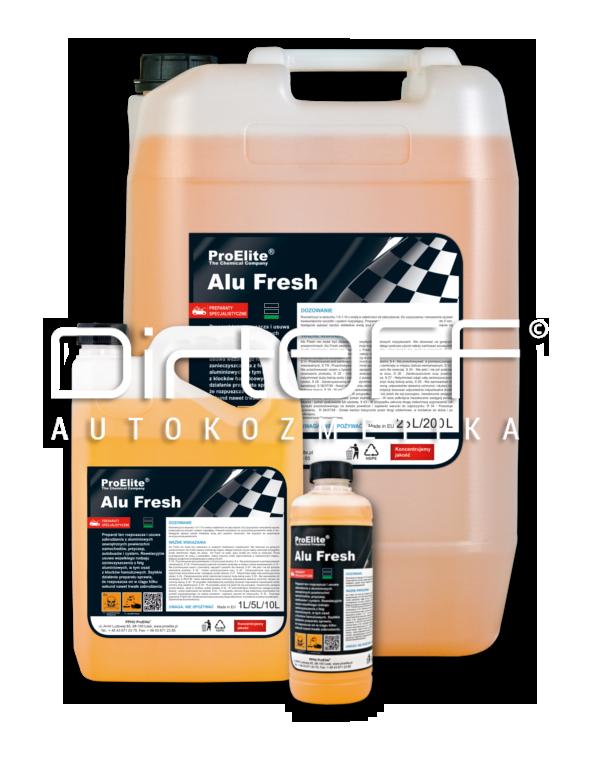 Alu Fresh Image