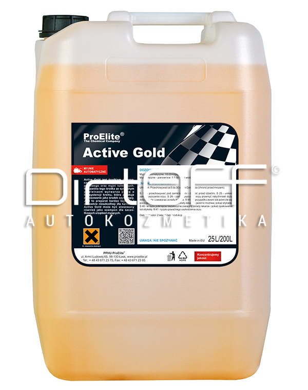 Active gold Image