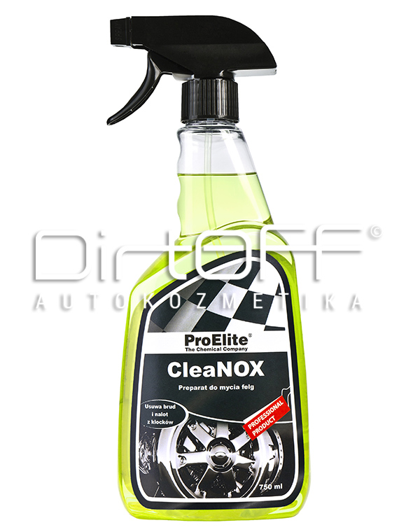 CleaNOX spray Image