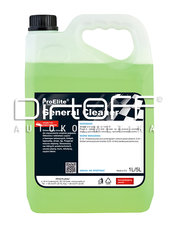 General cleaner Image